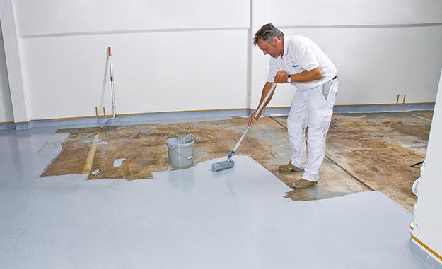 Betonboden Streichen Farbe beton und bodenbeschichtungen für jeden boden engelbrecht